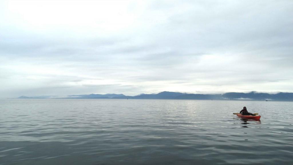 Alaska-Kayak