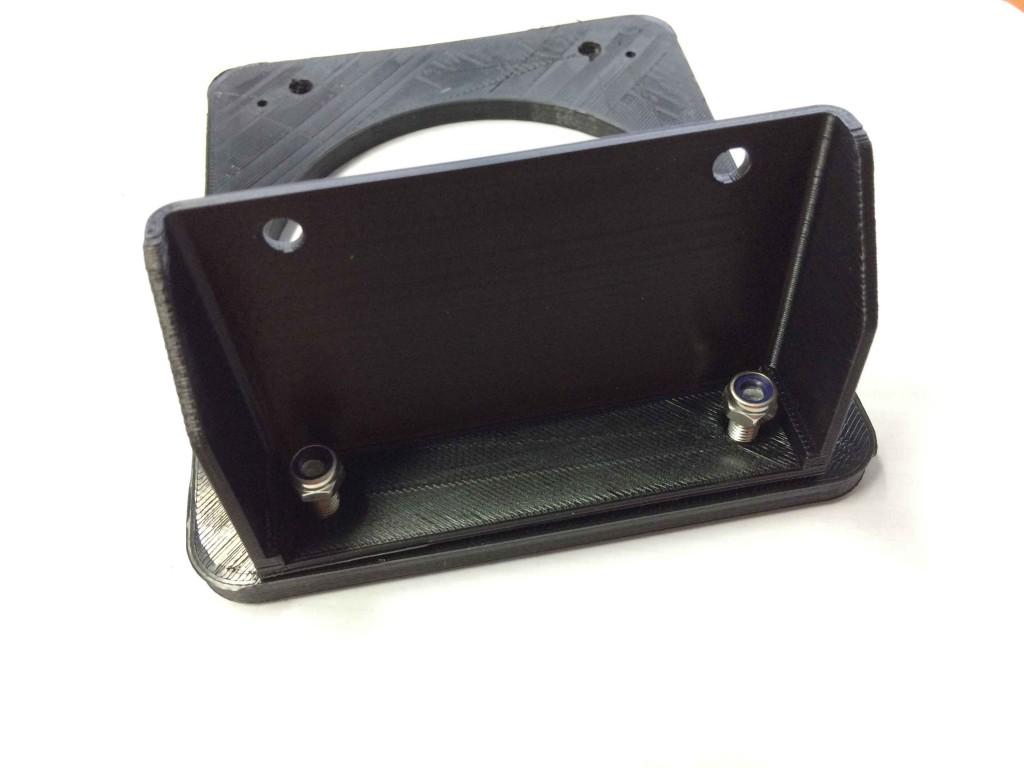 Cable-holder-and-rudder-bracket