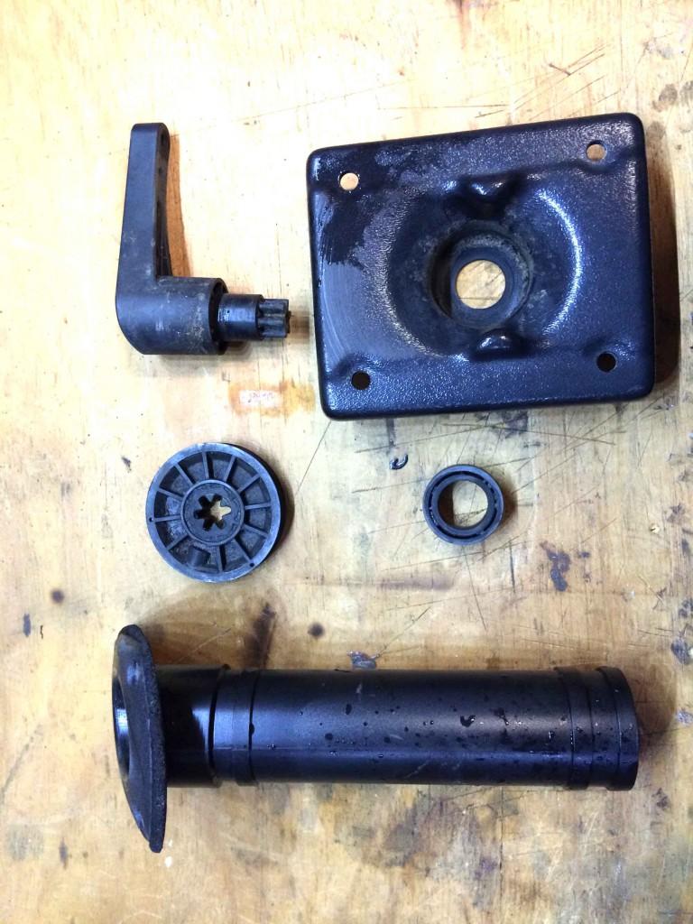 Rudder-Parts