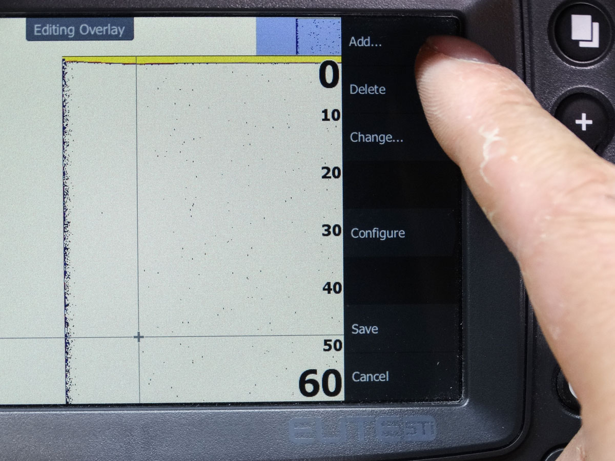 How To Show Battery Voltage On a Lowrance TI Fish Finder | BerleyPro