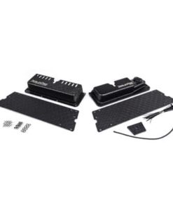 Van bro kit components for kayak organiser