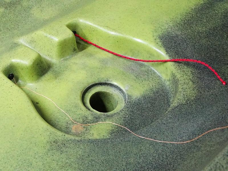Native Watercraft Titan Steering Installation