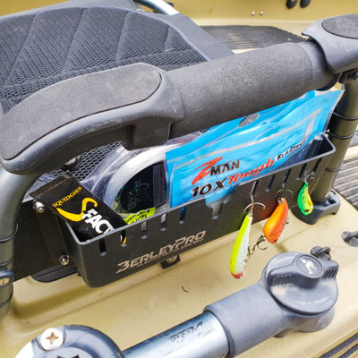 Van Bro Kit Seat Organizer for Hobie Vantage Chair