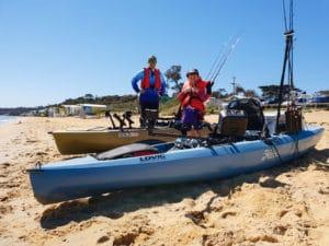 Hobie Compass Rigged Port Phillip Bay