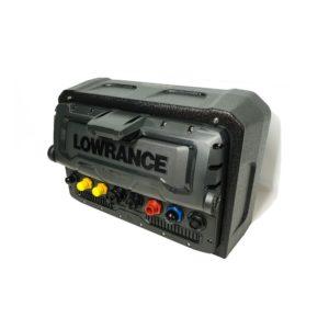 Lowrance HDS12 Live Visor Iso Rear