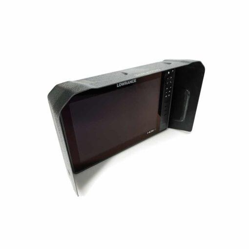 Lowrance HDS12 Live Visor