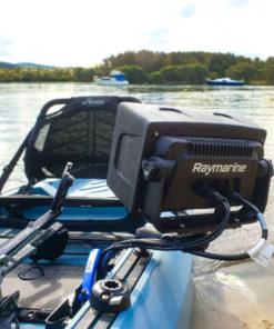 Raymarine Element 9 on Hobie Compass