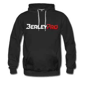 BerleyPro Hoodie Ride the Marlin