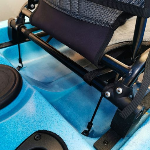 Native Watercraft Seat Risers install on Slayer Propel 10