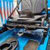 Native Watercraft Seat Risers install on Slayer Propel 10