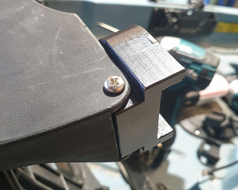 Hobie Compass Seat Riser Installation