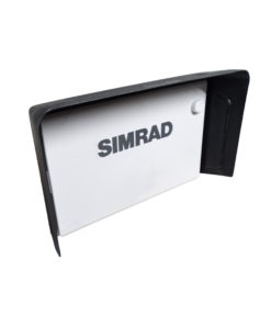 Simrad NSS12 EVO2/3 Visor Iso With Cover