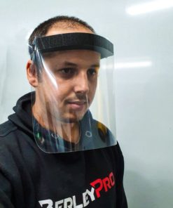 Face Shield Production Covid 19 Healthcare Workers PPE