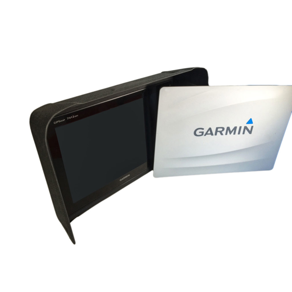 Garmin GPSMAP 7412 7612 Visor Iso With Cover