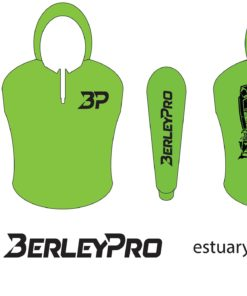 Green BerleyPro Hooded T Shirt