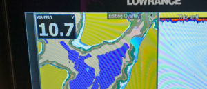 How to Show Battery Voltage On Your Lowrance Sounder