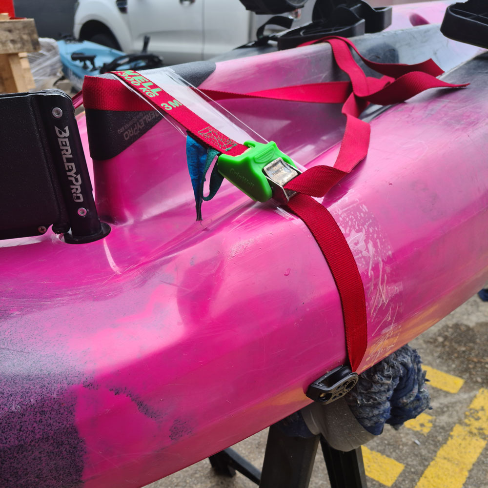 Rear Bumper Bro Installation