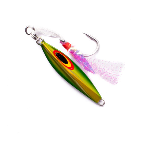 Catch The Enticer Microjig Green Reaper