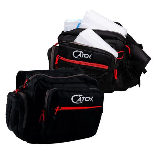 Catch 3 Compartment Tackle Shoulder Bag