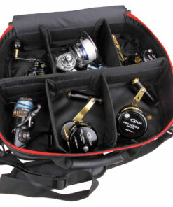Catch 6 Compartment Reel Bag