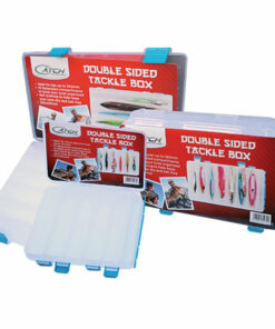 Catch Double Sided Jig Tacklebox